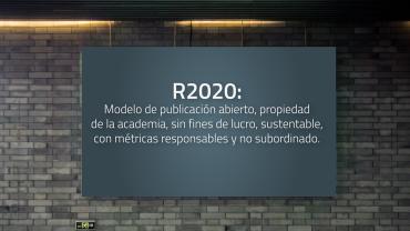 R2020, una plataforma con principios